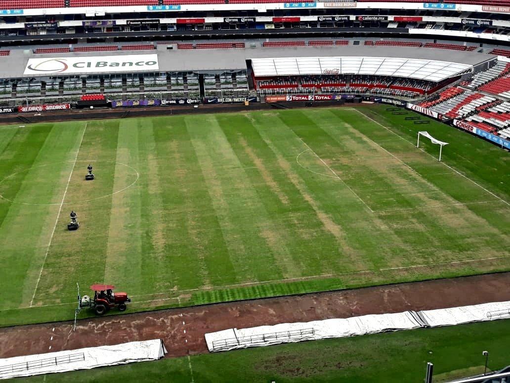 América divide puntos ante el Toluca Liga MX J15
