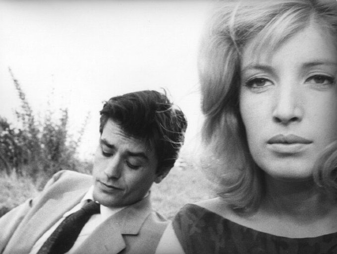 Saturday night at the movies: L Eclisse - Happy Birthday, (w/Alain Delon)
