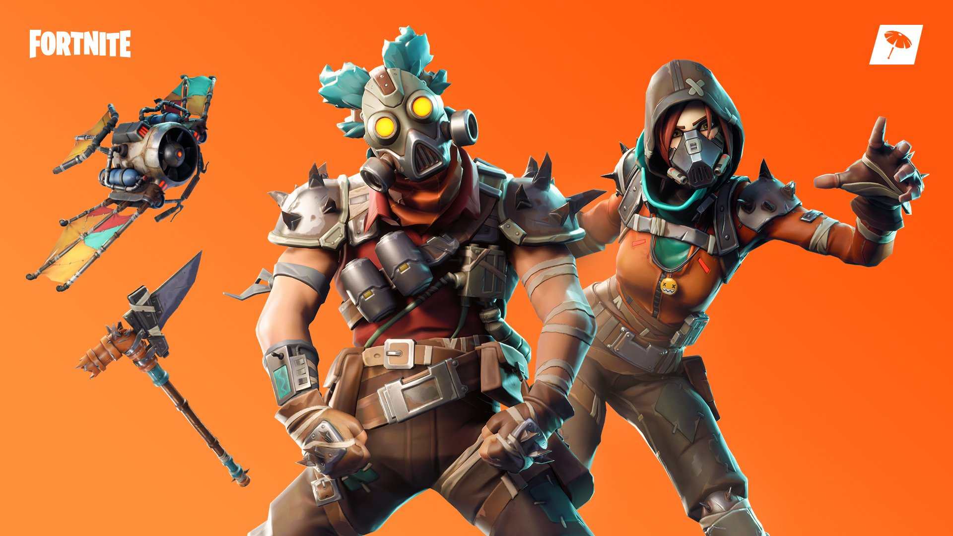 Fortnite On Twitter Quot Show Them Fear In A Handful Of Dust