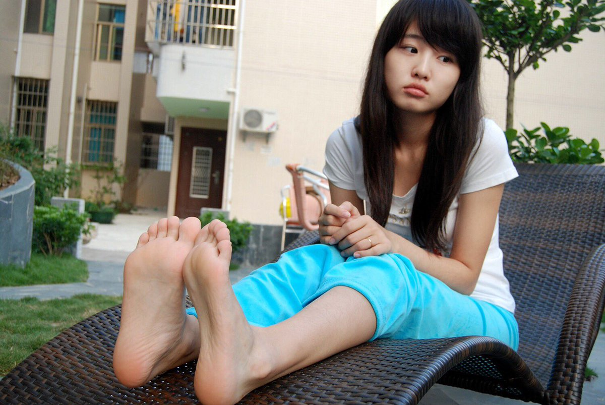 Asian feet tgp