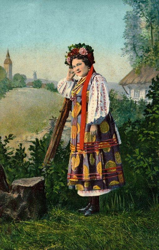 Картинки про, открытки этнографические