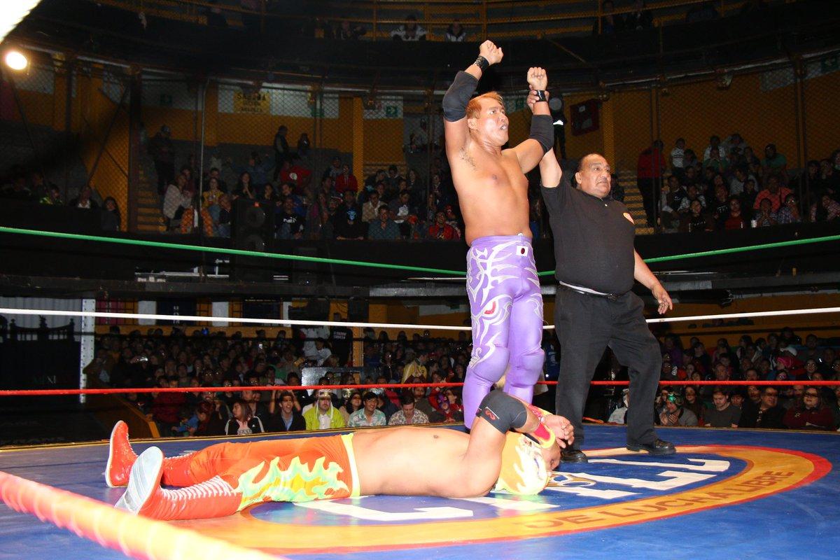 CMLL: Una mirada semanal al CMLL (Del 1 al 7 de noviembre de 2018) 5