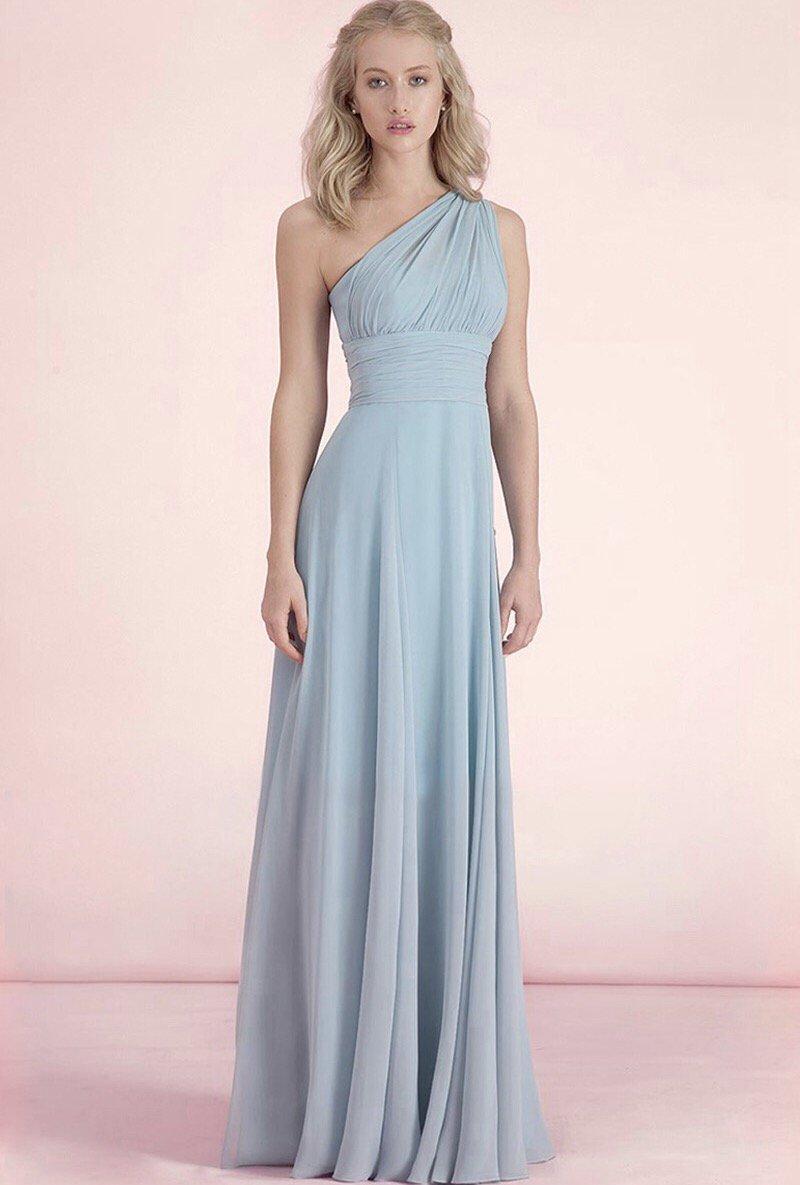 da96f03e3655 Multiple way to wear bridesmaid dress#bridesmaids #bridesmaiddress  #weddingideas #weddinginspo #weddingplans #bluebridesmaiddress  #bridesmaidinspiration ...