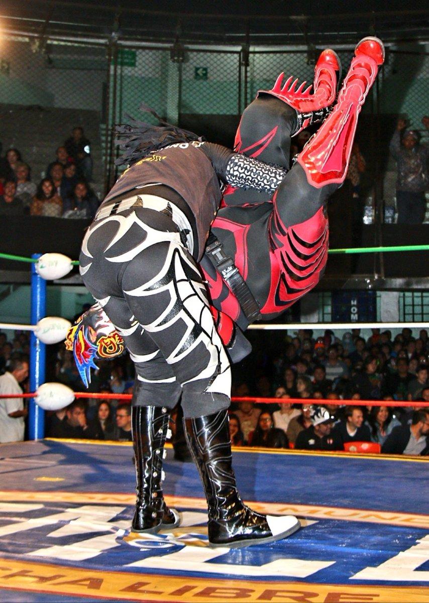 CMLL: Una mirada semanal al CMLL (Del 1 al 7 de noviembre de 2018) 6
