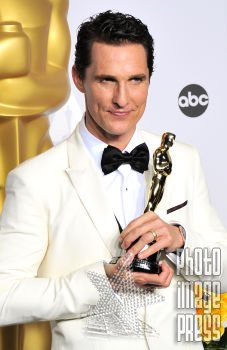 Happy Birthday Wishes going out to Matthew McConaughey!