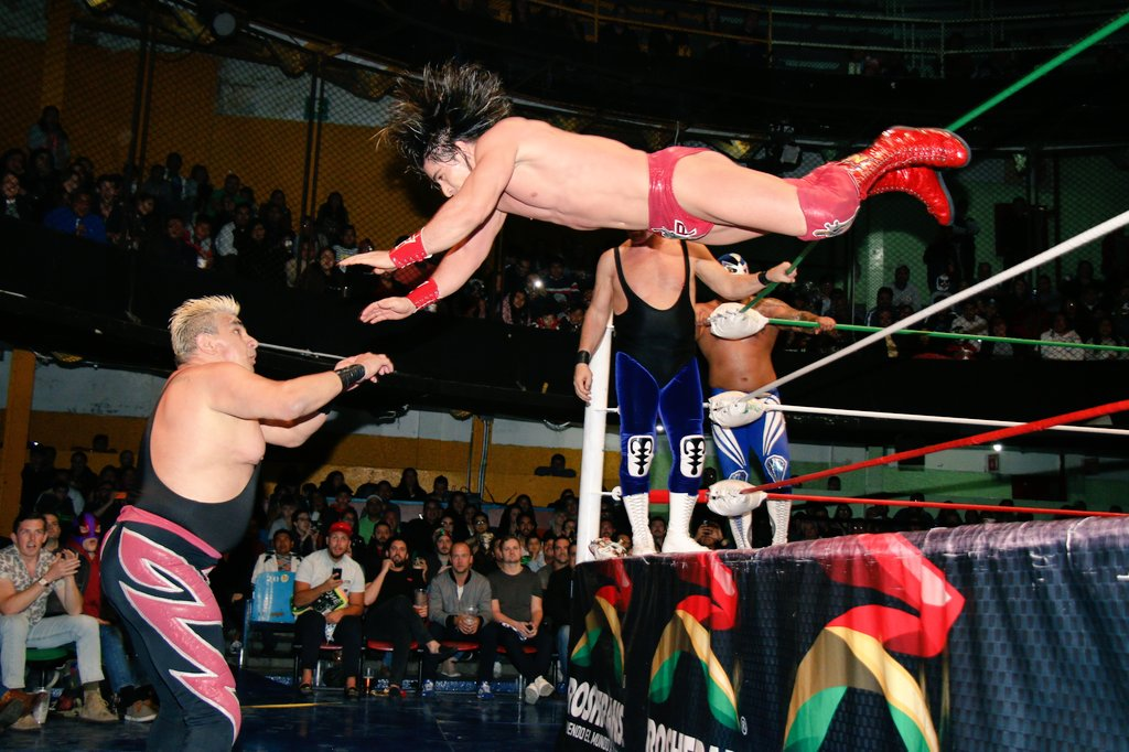 CMLL: Una mirada semanal al CMLL (Del 1 al 7 de noviembre de 2018) 7