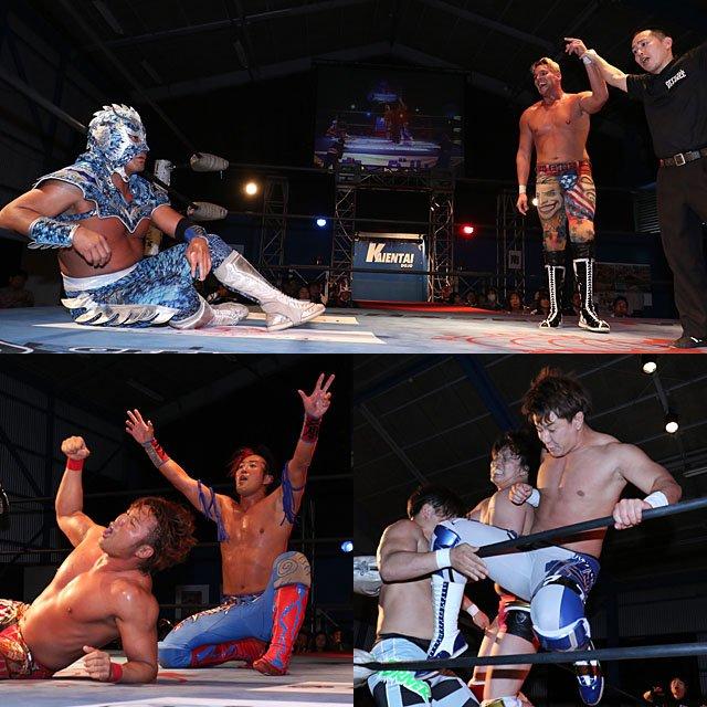 """AJPW:""""Lucha Fiesta Tour 2018"""" Presencia mexicana en Japón 8"""