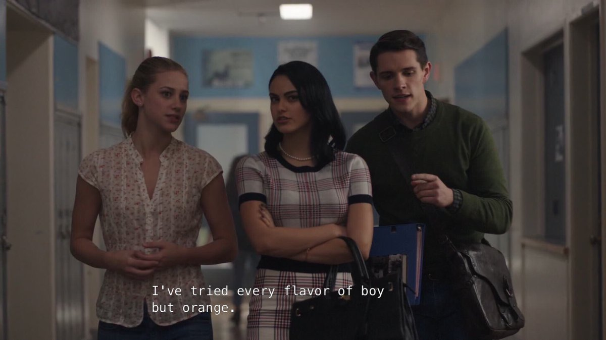 no context riverdale (@nocontextrvd) on Twitter photo 2018-12-14 07:53:06