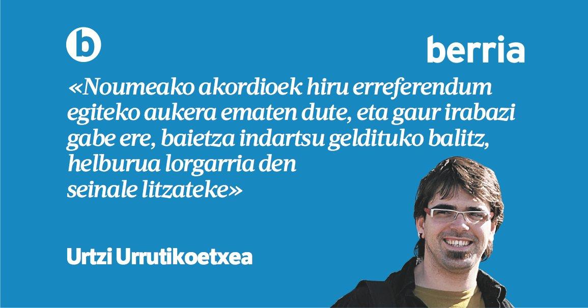 'Entsegu orokorra' @urtziurruti #lekulekutan  https://www.berria.eus/paperekoa/1950/020/001/2018-11-04/entsegu_orokorra.htm…