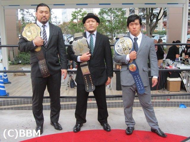 Furasshu nyūsu #9: Breves de la Lucha Libre Japonesa 19