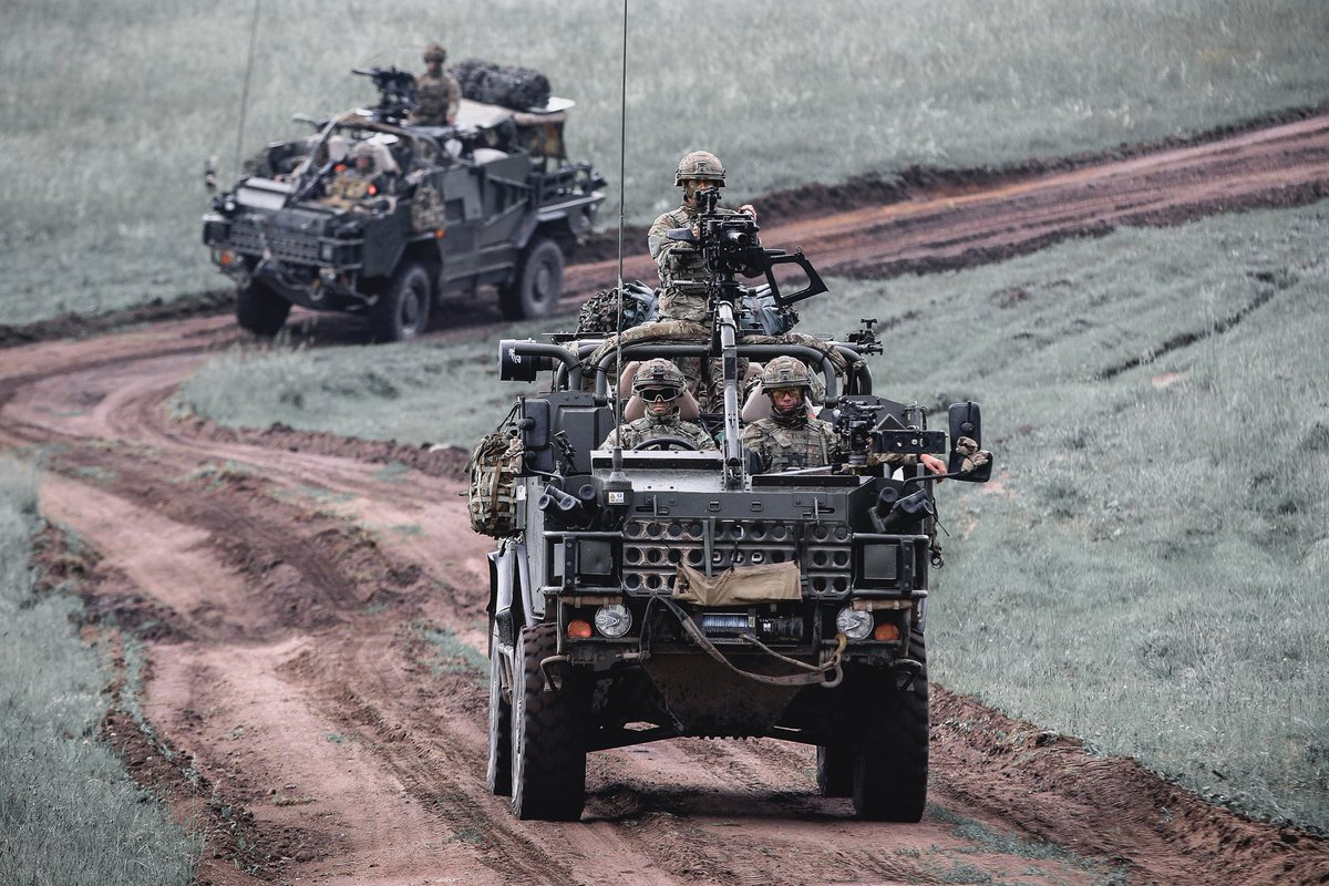 British Army On Twitter Army Focus 1st The Queen S Dragoon Guards Are A Light Cavalry Regiment Who Provide The Army With Valuable Reconnaissance And Information Gathering Capabilities Operating With Jackal 2 Vehicles