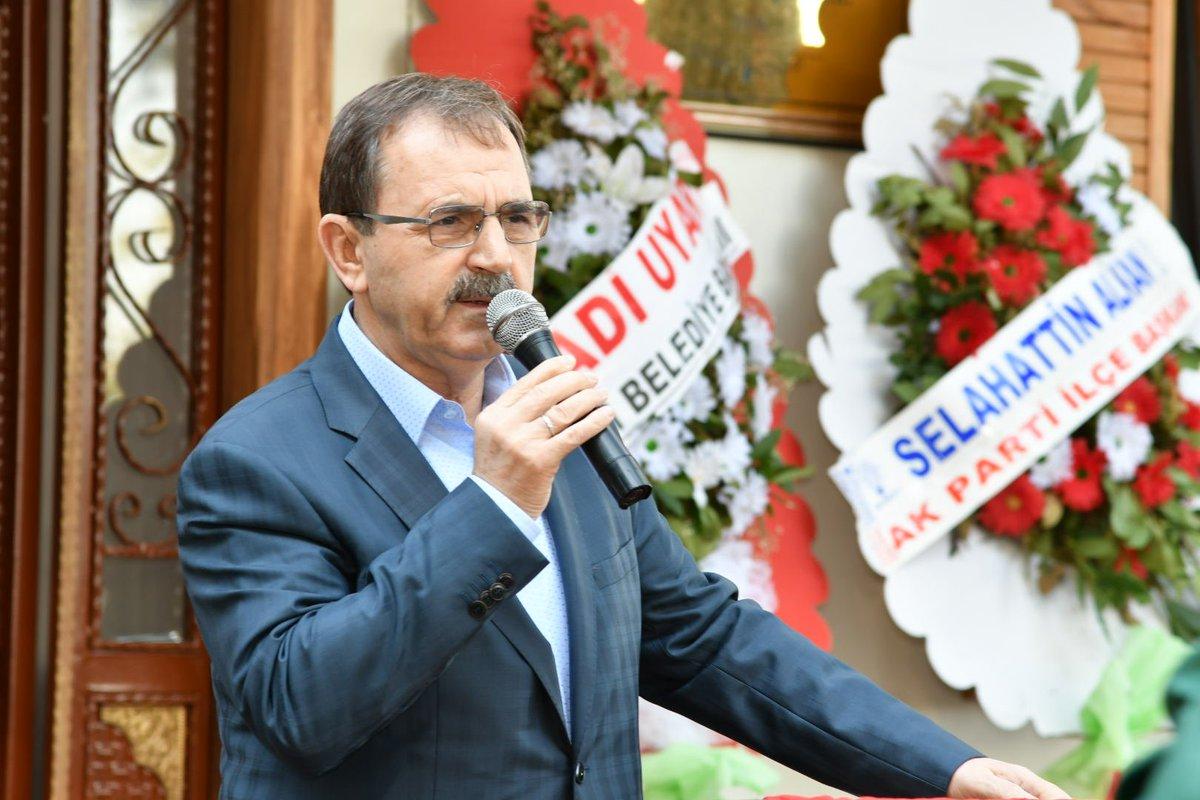 AK Partili Başer: Açılışını yapacağımız cezaevi bacasız fabrika gibi çalışacak, ekonomiye katkı sağlayacak 84