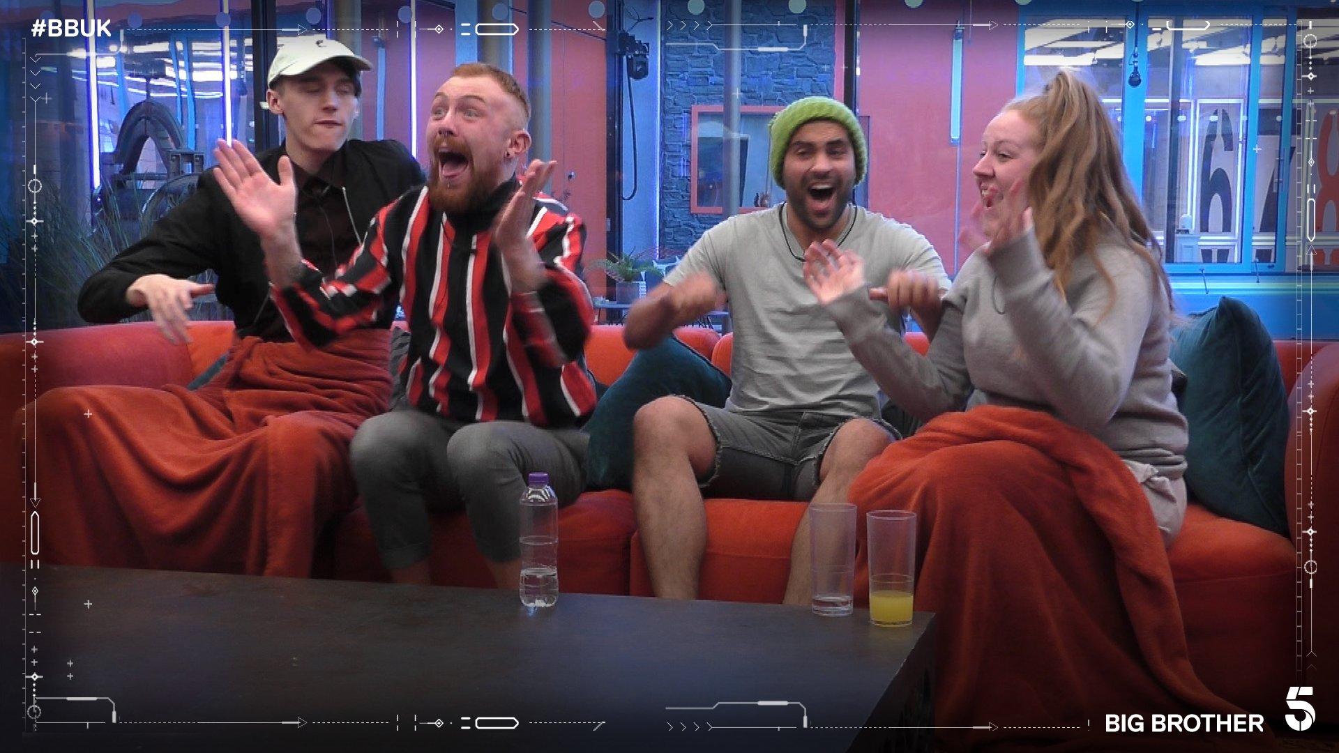Big Brother UK - Twitter Tweet - Missed last night's