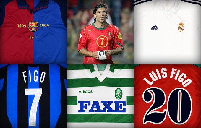 Happy Birthday Luís Figo