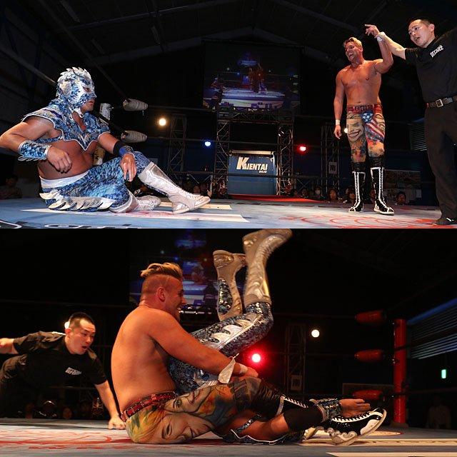 """AJPW:""""Lucha Fiesta Tour 2018"""" Presencia mexicana en Japón 7"""