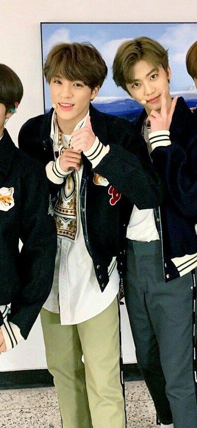 ☆๑•̀♡•́๑✧๑•̀♡  Jeno and Jaemin on twitter update. ☆๑•̀♡•́๑✧๑•̀♡•́  #jaeno #nomin #jeno #jaemin #nctdream #잼노 #재노 #노민 #재민 #제노 #엔시티 #잼젠 #젠잼