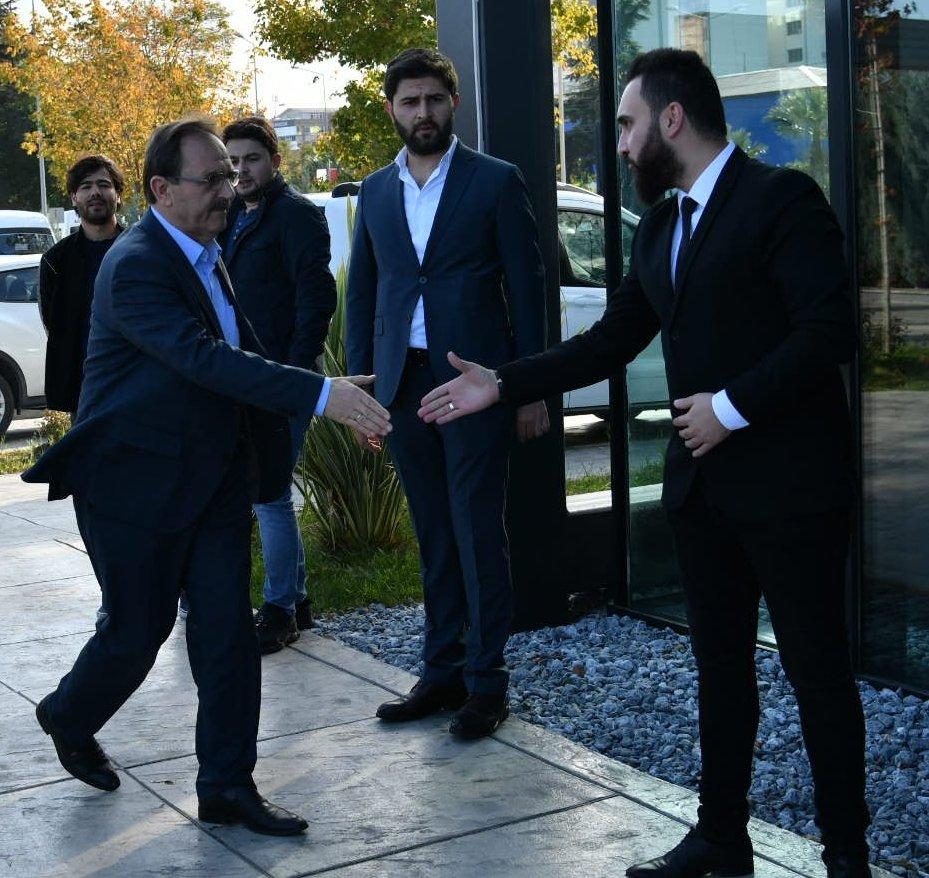 AK Partili Başer: Açılışını yapacağımız cezaevi bacasız fabrika gibi çalışacak, ekonomiye katkı sağlayacak 53