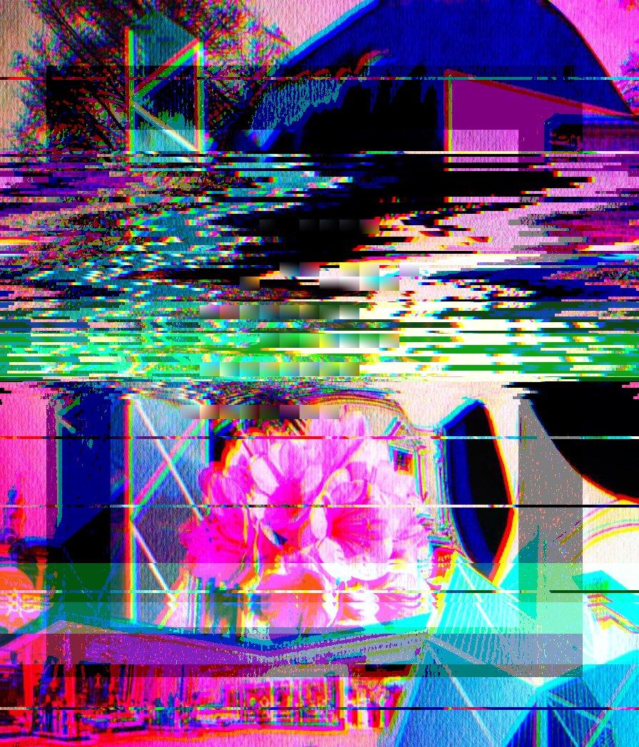 😯🔮 glitch flf fff seapunk collage r4veapp r4ve vaporwave collageart Origin img by @kesuidakazute