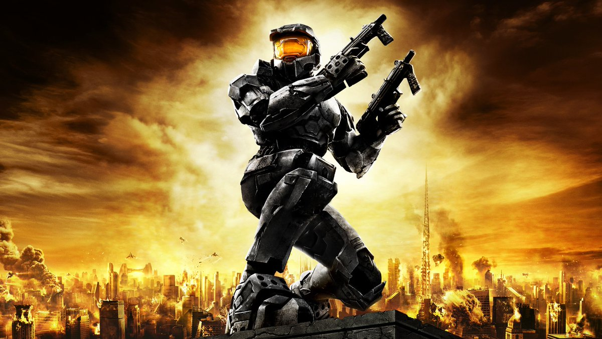 Starting my Halo 2 Legendary play-through. Come brothers, the great journey awaits!!! twitch.tv/ubernick