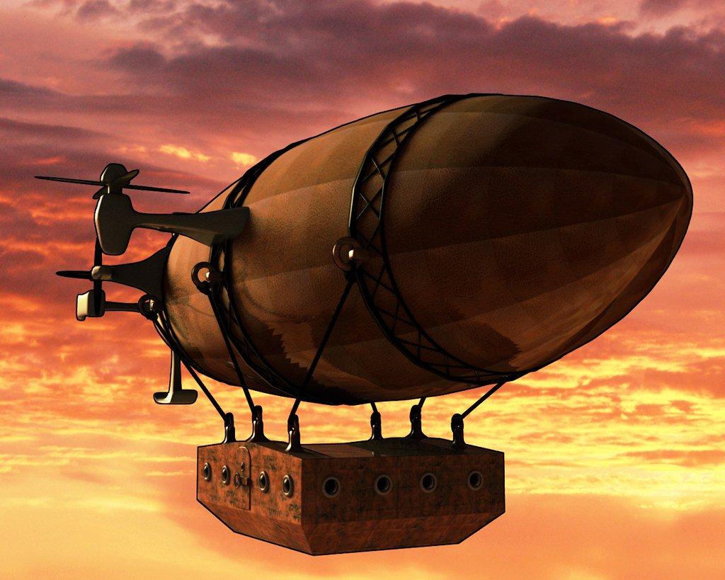 интересен летательные аппараты картинки воздушного шара пса своего