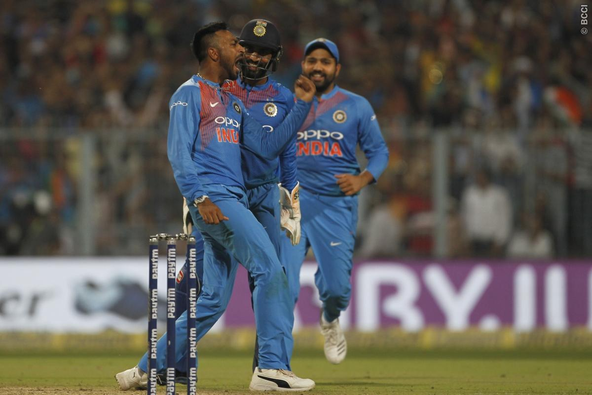 India vs Windies, 2018: 1st T20I – Statistical Highlights 1
