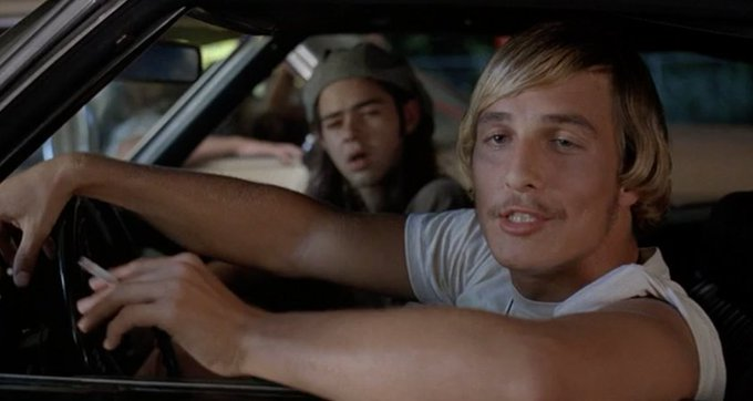 All right, all right, all right...happy birthday to Uvalde, TX native Matthew McConaughey