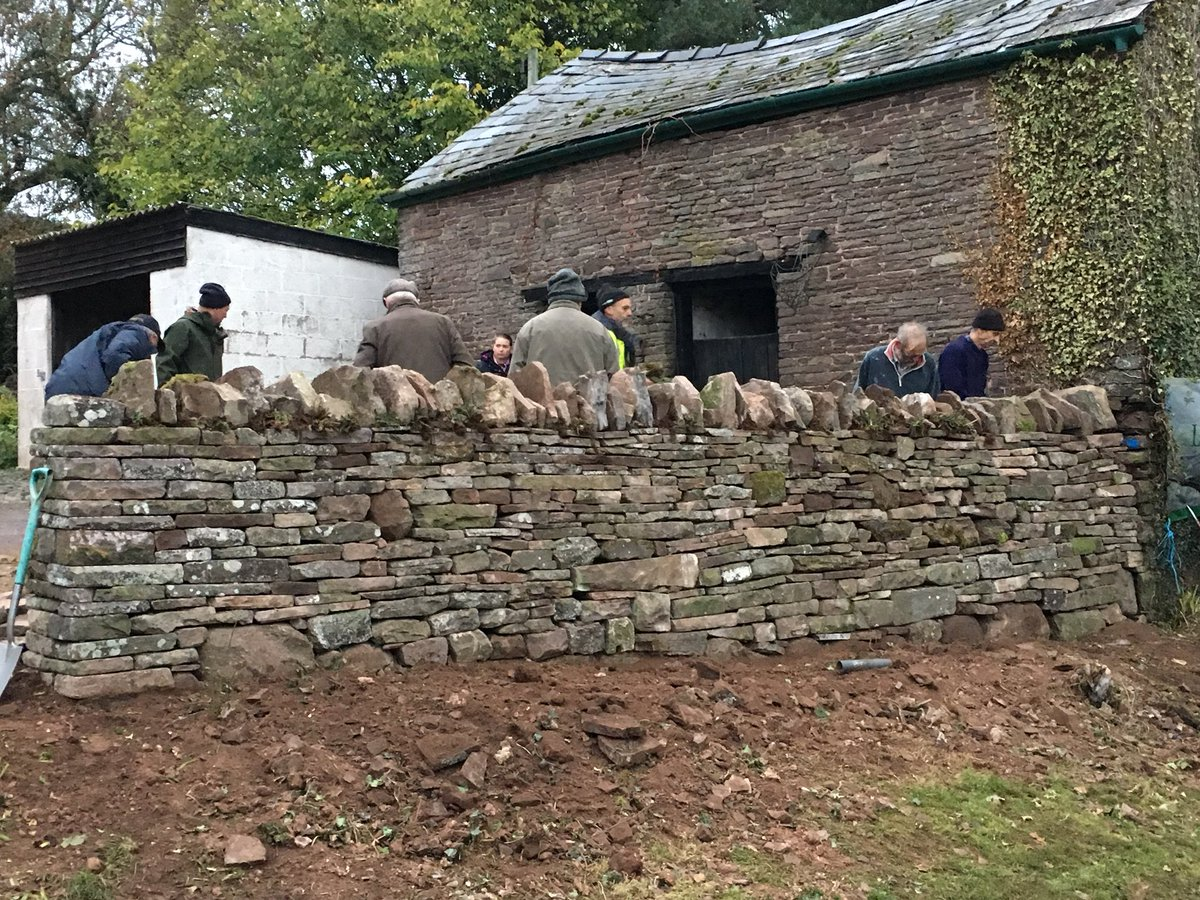 Stone walling 2