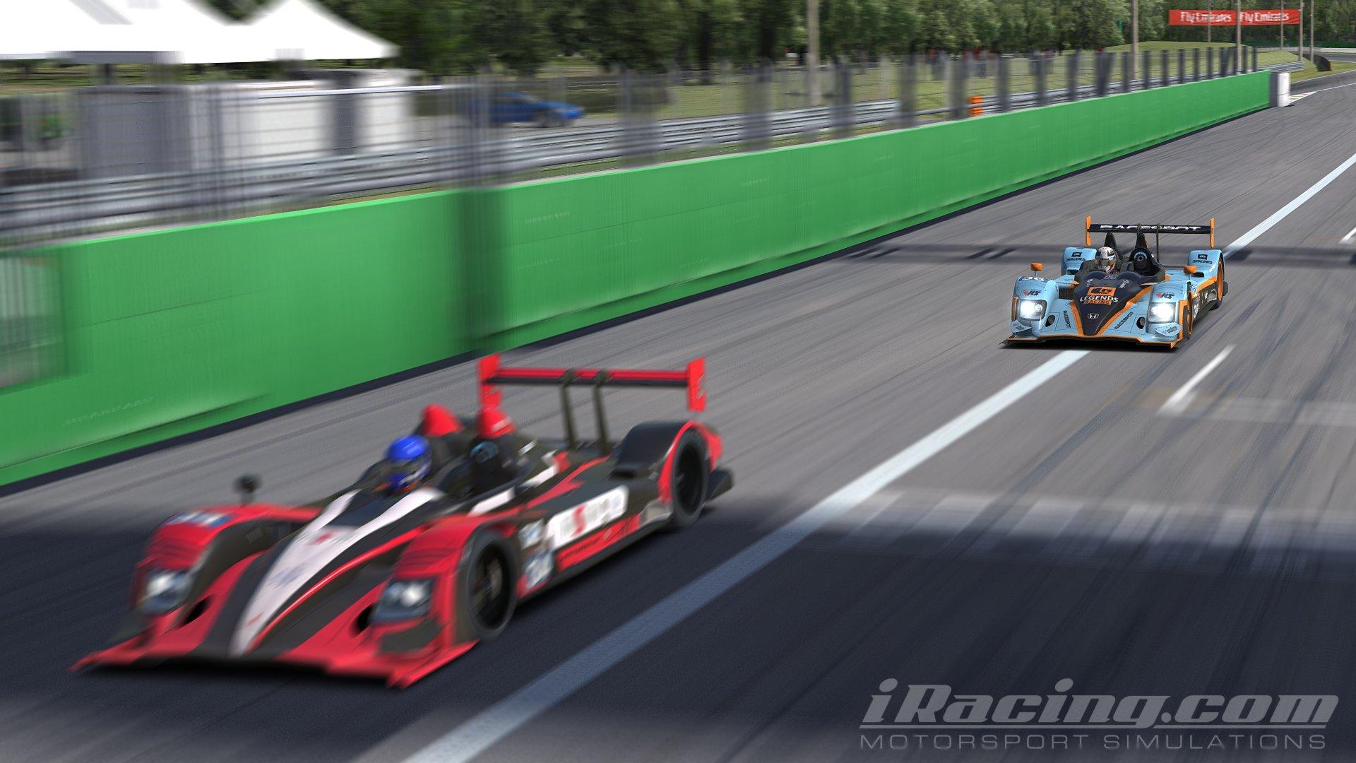 iRacing – Legends Racing
