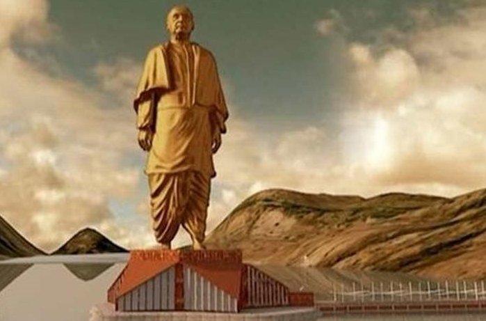 Así es la polémica estatua más alta del mundo (FOTOS) https://t.co/5aK2mTJpWM https://t.co/leIRlQueQe