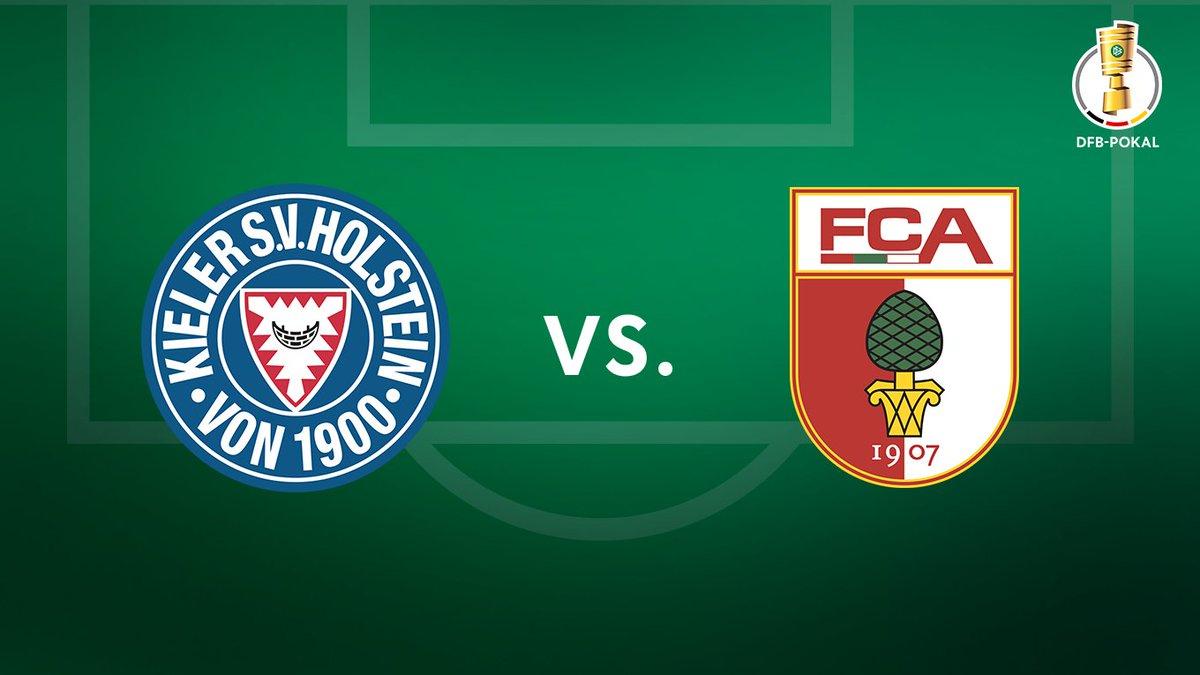 The Dfb Pokal V Twitter Last 16 Draw Tie 4 Holstein Kiel