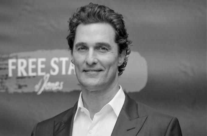 Happy birthday to Matthew McConaughey!