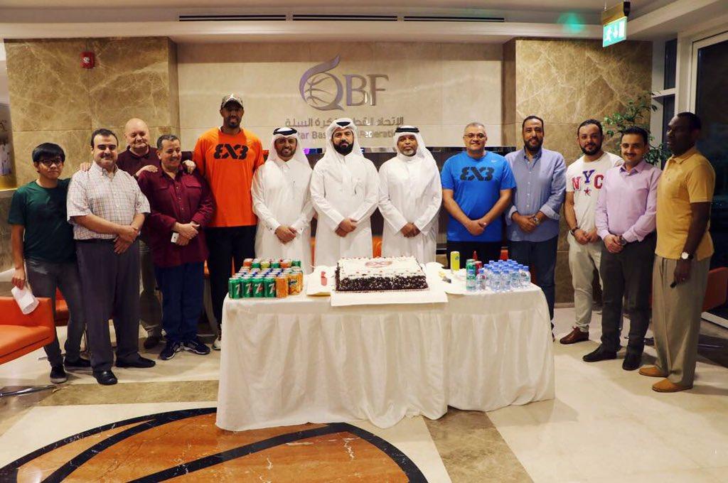 تأهل المنتخب القطري لكرة السلة 3×3 إلى كأس العالم 2019
