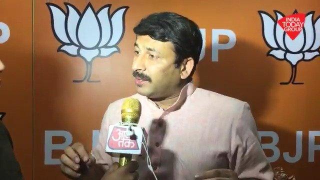 अमानतुल्लाह खान ने मुझे जान से मारने की कोशिश की, एफआईआर कराकर जेल भिजवाऊंगा: @ManojTiwariMP@Ankit_news की रिपोर्टअन्य #ReporterDiary के लिए क्लिक करें: http://bit.ly/IndiaTodaySocial…