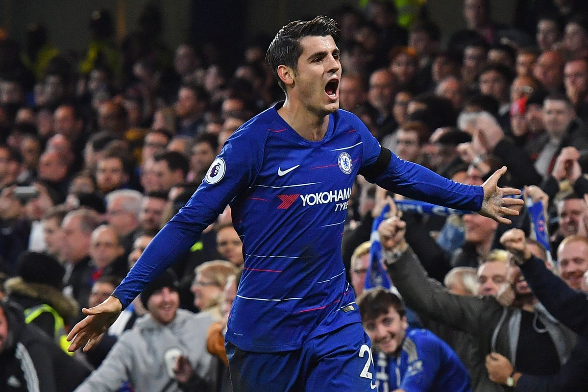 Chelsea 3 Crystal Palace 1: What Chelsea Coach, Maurizio Sarri, Said After Morata's Brace Is A Must Read