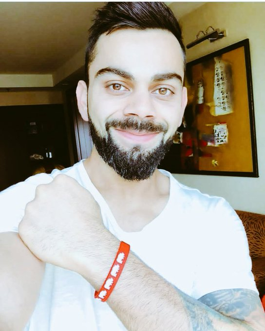 Happy birthday to you Virat Kohli Bhai