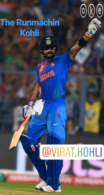 Happy Birthday    Kohli Kohli The Runmachin