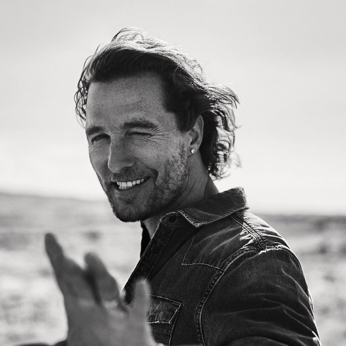 Wishing our very own Matthew McConaughey a happy birthday!