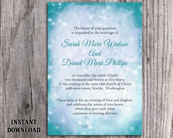 Thedesignsenchanted On Twitter DIY Wedding Printable