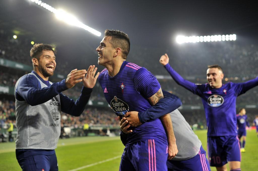 Video: Real Betis vs Celta de Vigo