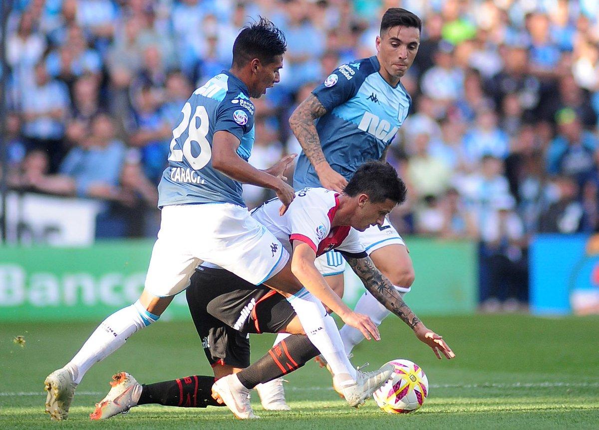Racing Club 1 Newell s 0 - Superliga 2018/19 (Fecha 11) - Vídeo DrMOjFZWwAEuPWG