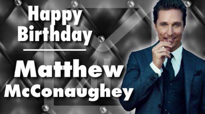 Happy Birthday Matthew