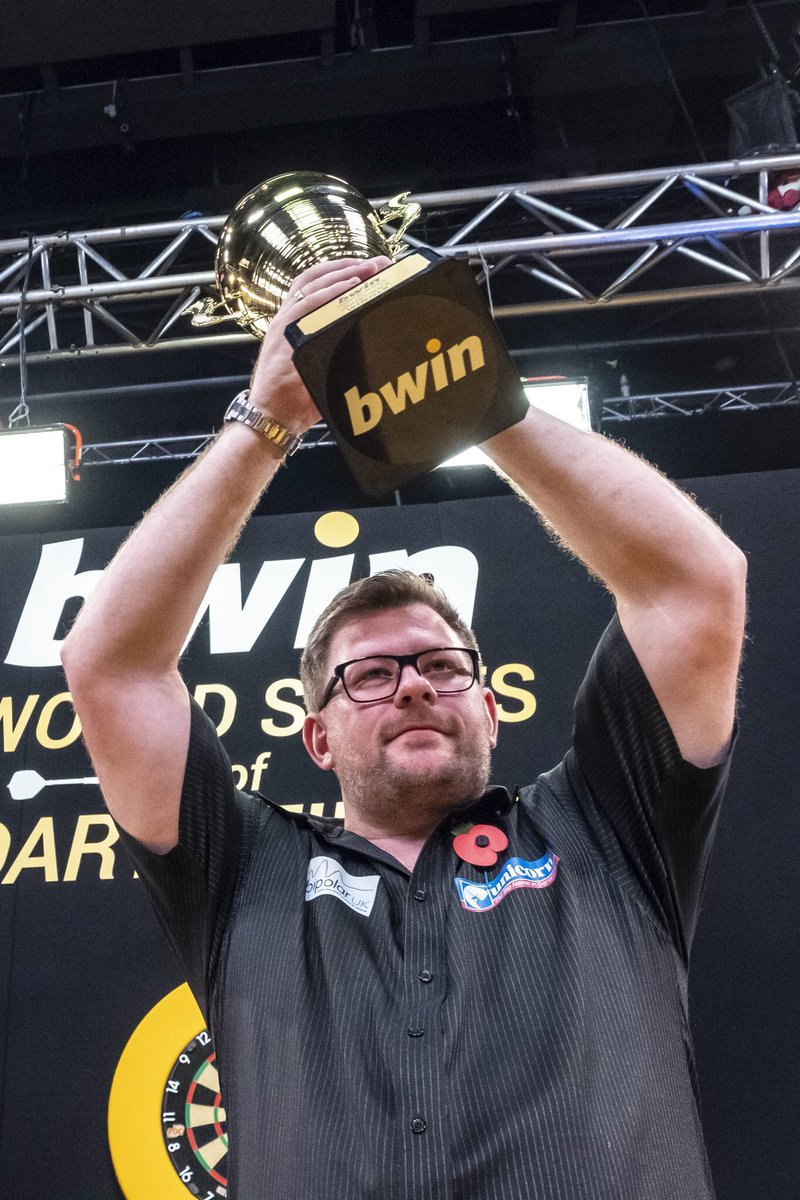 Huge thank you for all the support everyone #TeamWade 🏆🎯👊🏼