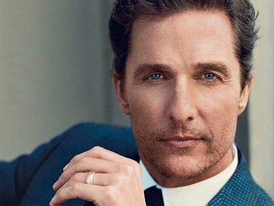 Today\s Daily  wishes a very Happy Birthday to Mr. Matthew  McConaughey