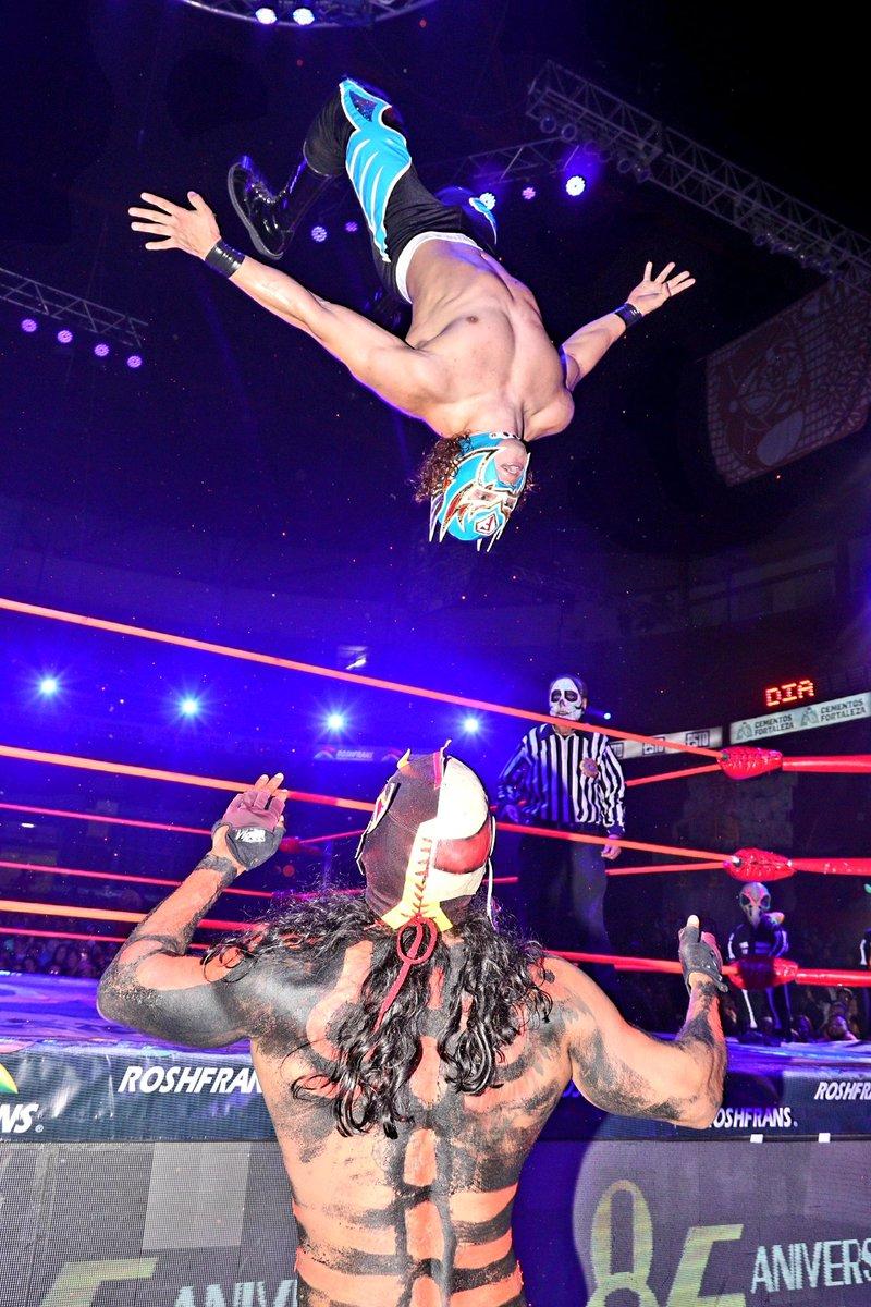 CMLL: Una mirada semanal al CMLL (Del 1 al 7 de noviembre de 2018) 8