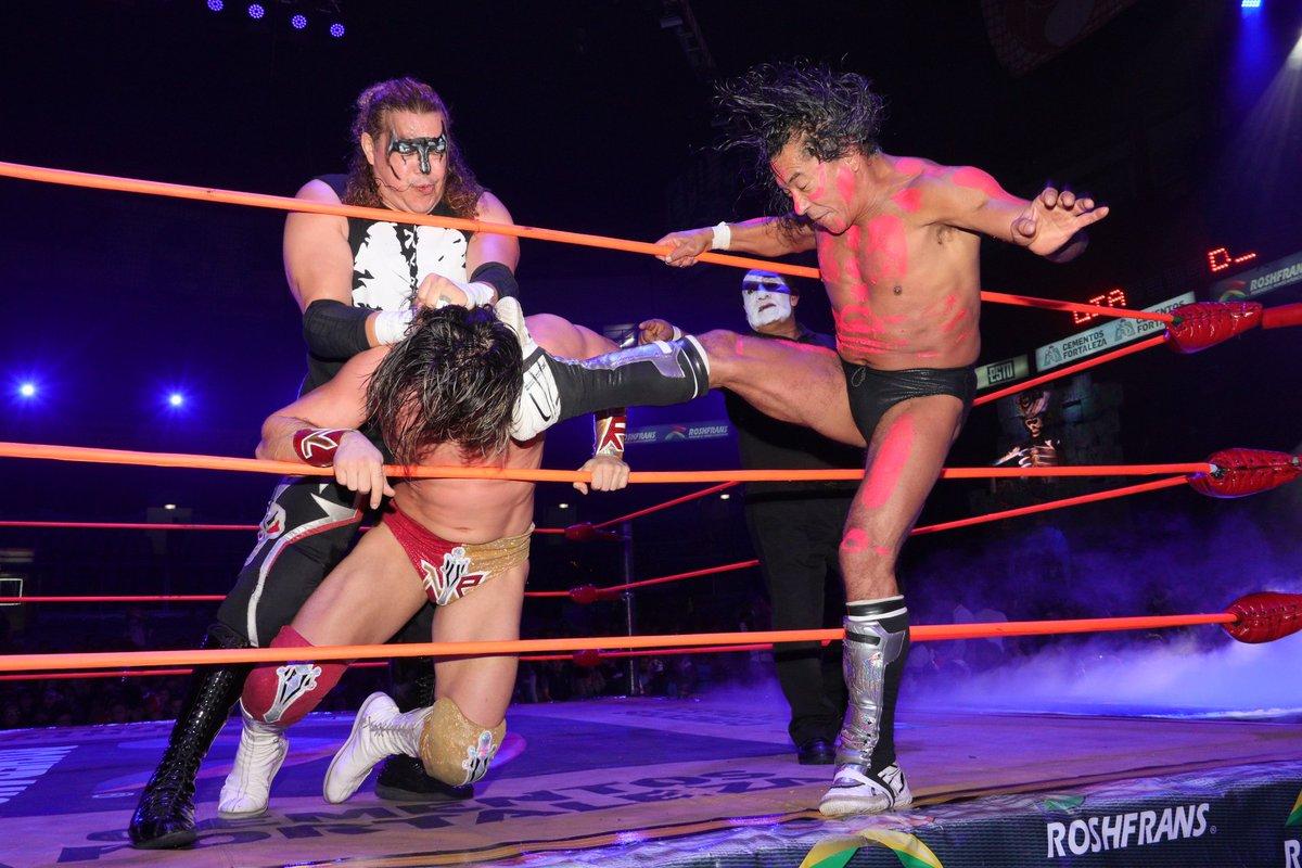 CMLL: Una mirada semanal al CMLL (Del 1 al 7 de noviembre de 2018) 9
