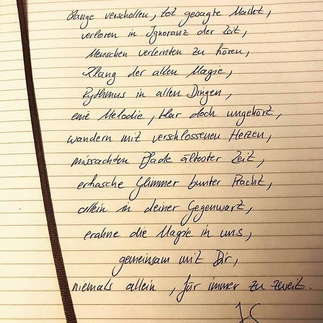 Lyrikschmied على تويتر Band Poem Gedichte Poetry