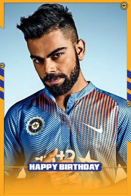 Happy birthday to Virat Kohli!  What\s your favourite shot of this classic batsman?