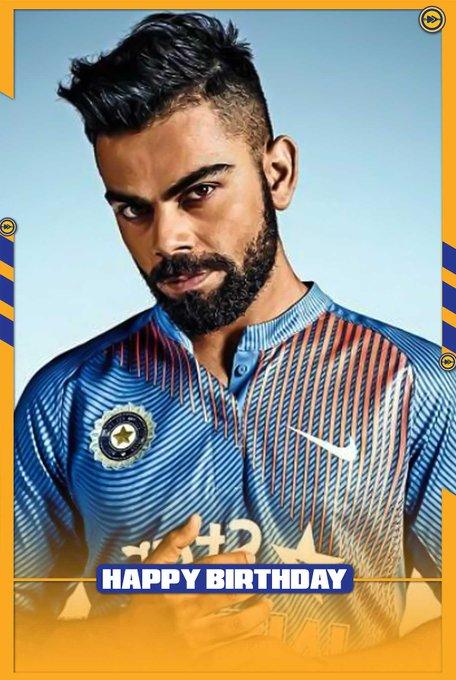 Happy birthday to Virat Kohli!  What\s your favourite shot of this classic batsman?