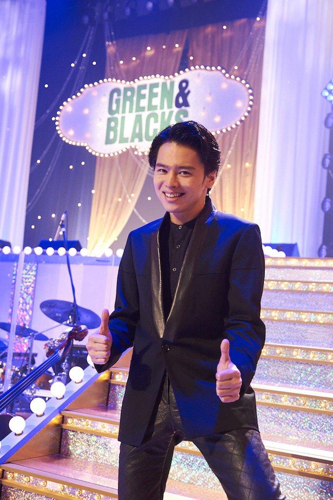 本日11/5は グリブラ にご出演頂いている 中川晃教 さんのお誕生日です! おめでとうございます