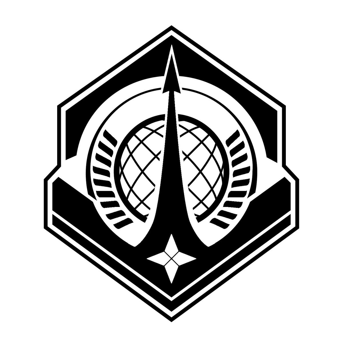 Rebuilt the #Halo #Navy symbol from scratch, I think I did
